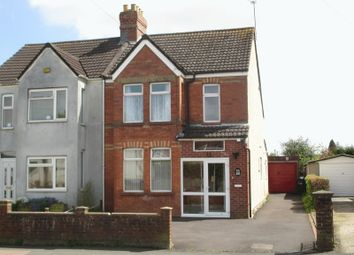 Thumbnail 3 bed semi-detached house for sale in West Coker Road, Yeovil