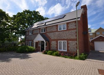 Thumbnail 4 bed detached house to rent in Walker Close, Church Crookham, Fleet