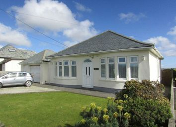 Thumbnail 3 bed detached bungalow for sale in West Down Road, Delabole