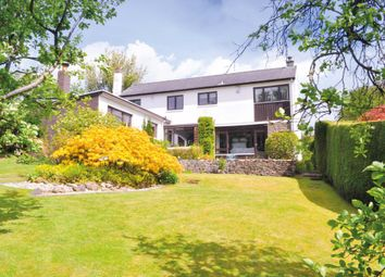 Thumbnail 4 bedroom detached house for sale in Boclair Crescent, Bearsden, East Dunbartonshire