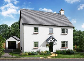 Thumbnail 4 bed detached house for sale in St George's Field, Wootton, Northampton
