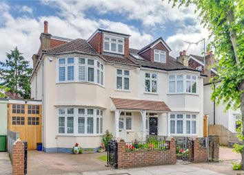 Thumbnail 5 bed semi-detached house for sale in Richmond Park Road, London