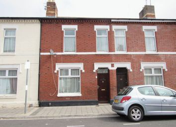 Thumbnail 3 bedroom terraced house for sale in Sussex Street, Grangetown, Cardiff
