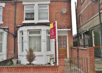 Thumbnail 3 bed end terrace house to rent in Chamberlayne Road, Eastleigh, Hants