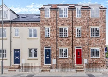 Thumbnail 4 bed terraced house for sale in Ousegate, Selby