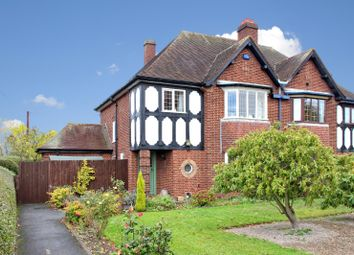 Thumbnail 3 bed semi-detached house for sale in Chilcote, Swadlincote