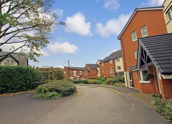 Thumbnail 1 bed flat for sale in Smithy Court, Stockport