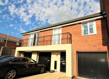 Thumbnail 2 bed flat to rent in Lower Lodge Avenue, Rugby