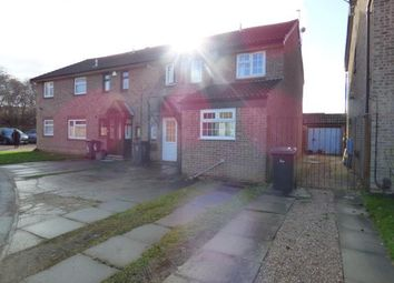 Thumbnail 4 bed semi-detached house for sale in Lema Close, Rushey Mead, Leicester, Leicestershire