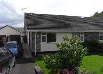 Thumbnail 2 bed bungalow to rent in Hornapark Close, Lifton