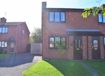 Thumbnail 2 bed semi-detached house for sale in Orford Rise, Galley Common, Nuneaton