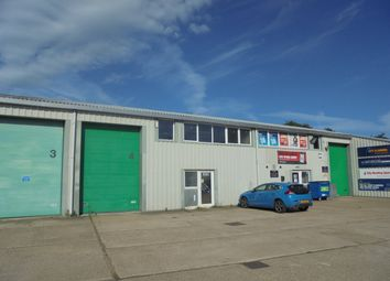 Thumbnail Industrial to let in Hornet Close, Broadstairs