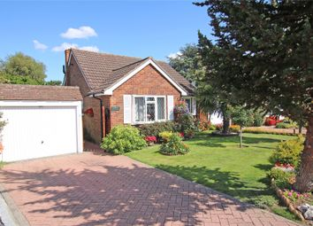 Thumbnail 2 bed detached bungalow for sale in Pyrford, Surrey