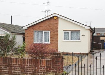Thumbnail 2 bed detached bungalow for sale in Brick Kiln Lane, Mansfield