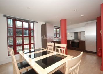 Thumbnail 3 bed flat to rent in Eagle Works West, 56 Quaker Street, Shoreditch