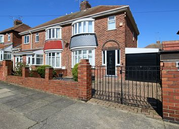 Thumbnail 3 bedroom semi-detached house for sale in Ambleside Terrace, Sunderland