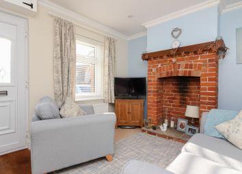 Thumbnail 2 bedroom terraced house for sale in Bigbury Road, Chartham Hatch