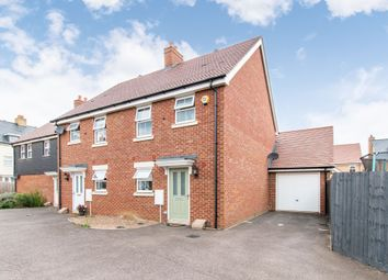 Thumbnail 3 bed semi-detached house for sale in Wiseman Road, Biggleswade