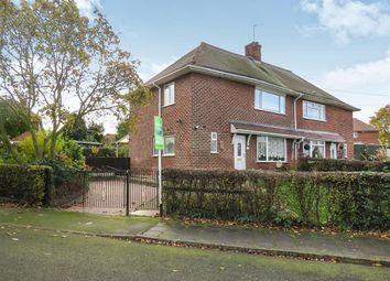 Thumbnail 4 bed semi-detached house for sale in Fell Wilson Street, Warsop, Mansfield
