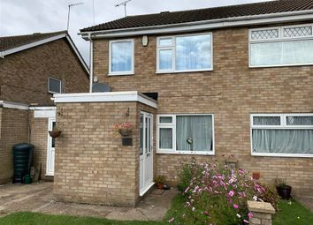 Thumbnail 3 bed semi-detached house for sale in Warren Close, Irchester, Wellingborough