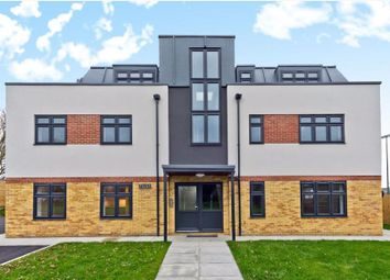 Thumbnail 2 bed flat for sale in Longrove Road, Epsom