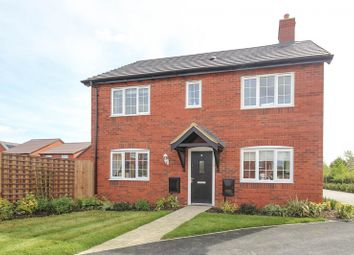 Thumbnail 3 bedroom detached house to rent in Anglers Way, Waterbeach, Cambridge