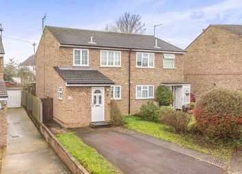 Thumbnail 3 bed semi-detached house for sale in Bowmans Avenue, Hitchin