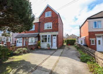 Thumbnail 3 bedroom semi-detached house for sale in Meadowhead, Sheffield