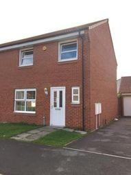 Thumbnail 3 bed semi-detached house for sale in Skerne Way, Darlington