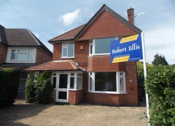 Thumbnail 3 bed detached house for sale in Woodside Crescent, Long Eaton, Nottingham
