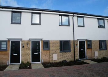 Thumbnail 3 bed terraced house to rent in Bradley Way, Fengate, Peterborough