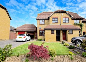 Thumbnail 3 bed semi-detached house for sale in Shillingstone, Shoeburyness, Southend-On-Sea