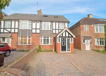 4 bed semi-detached house for sale in Vale Avenue, Brighton BN1