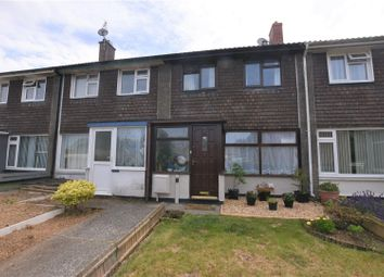 Thumbnail 3 bed terraced house for sale in Rosevean Avenue, Camborne