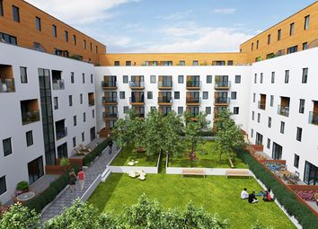 Thumbnail 2 bed flat for sale in 48 Capitol Way, London