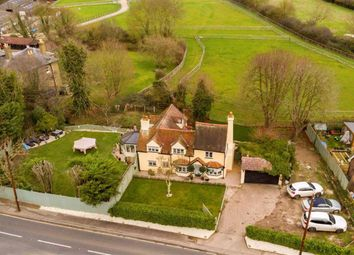 Thumbnail 3 bed detached house for sale in Epping Road, Nazeing, Essex