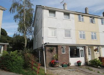 Thumbnail 3 bed end terrace house for sale in Trematon Drive, Ivybridge