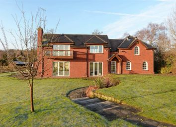 Thumbnail 4 bed detached house for sale in Burley Hill, Allestree, Derby, Derbyshire
