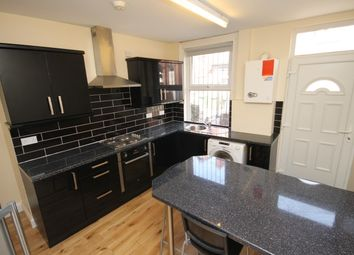 Thumbnail 5 bed terraced house to rent in Lucas Street, Leeds