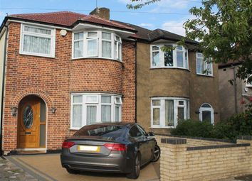 Thumbnail 3 bed semi-detached house to rent in York Avenue, Stanmore
