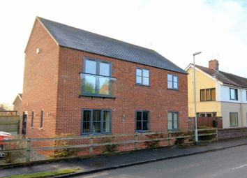 Thumbnail 2 bed duplex for sale in Lichfield Road, Stone