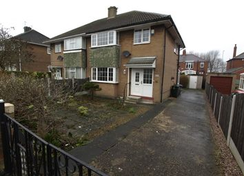 Thumbnail 3 bed semi-detached house to rent in Harewood Avenue, Broadway, Barnsley, Barnsley