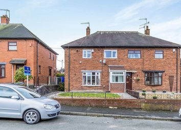 Thumbnail 3 bed semi-detached house for sale in Bouverie Parade, Stoke-On-Trent