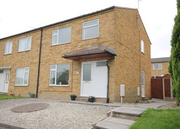 Thumbnail 3 bed semi-detached house for sale in Rushton Close, Chesterfield