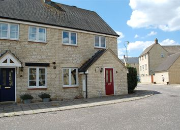 Thumbnail 3 bed end terrace house to rent in Hazel Close, Witney, Oxfordshire