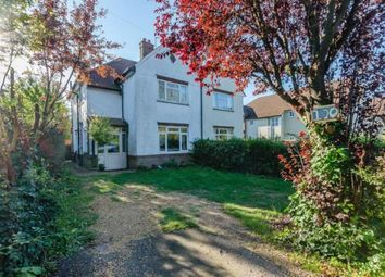 Thumbnail 3 bed semi-detached house for sale in Great Shelford, Cambridgeshire