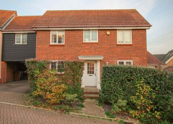 Thumbnail 5 bed link-detached house for sale in Billings Close, Haverhill