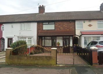 Thumbnail 3 bed terraced house for sale in Broadoak Road, Dovecot, Liverpool