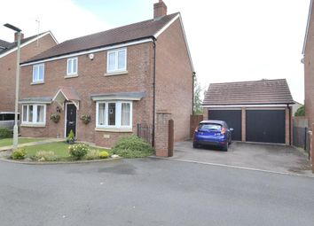 Thumbnail 4 bed detached house for sale in Greenways, Gloucester