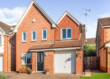 Thumbnail 3 bed detached house for sale in Ashworth Road, Pontefract